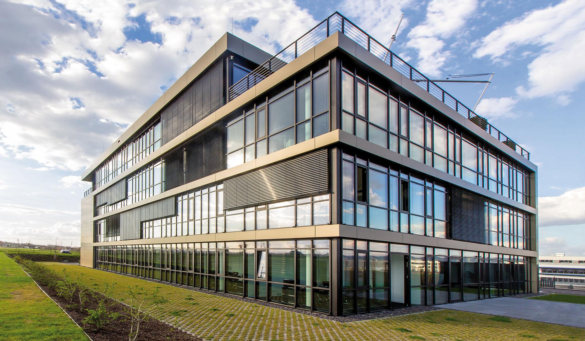Mogendorf+Schmitz | Competence Center Koblenz